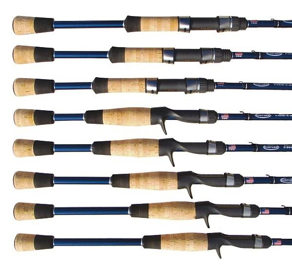 Kistler Argon Rods