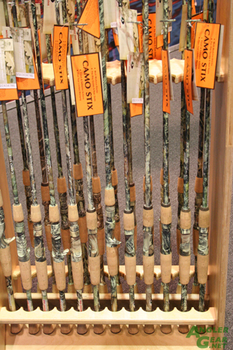 USA Custom Rods - Camo Stix