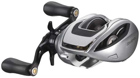 The T3 1016 H TW:  Daiwa's Next Generation Baitcast Reel