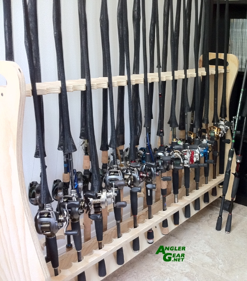 Angler gear keep those bass fishing rods at rest for Most expensive fishing reel