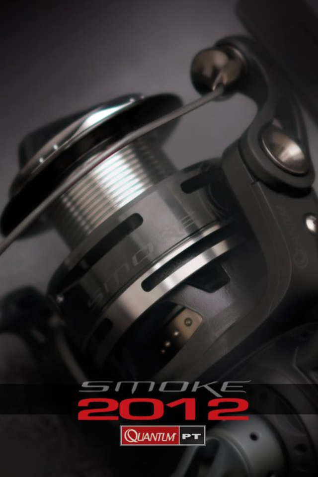 A Quantum Smoke Spinning Reel?