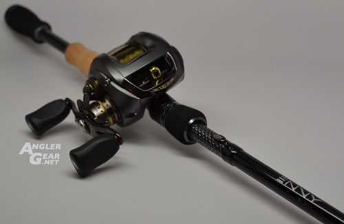 The Envy Black rod series from 13 Fishing – Angler Gear