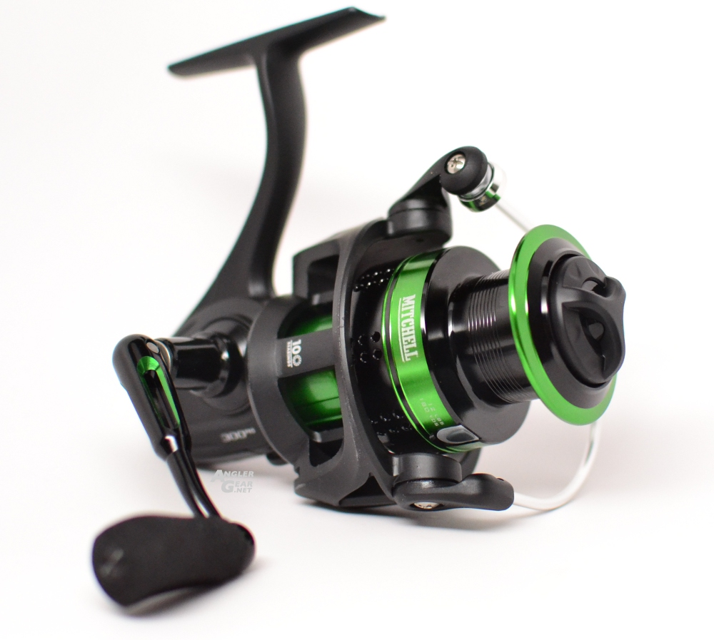 Angler gear mitchell 300 pro spinning reel for Mitchell 300 fishing reel