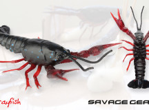 Savage Gear Debuts New 3D Crayfish