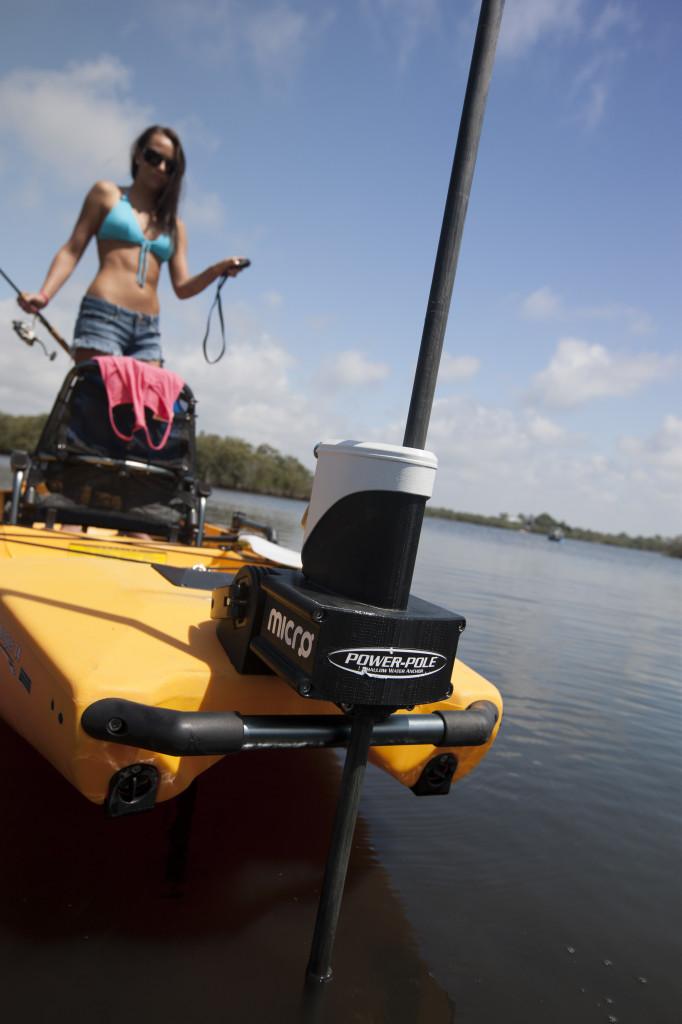 Power Pole Introduces Micro Anchor – Angler Gear