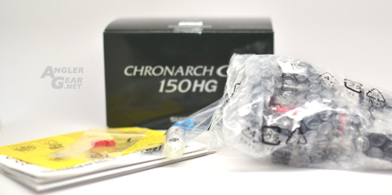 Shimano_Chronarch_CI4+_Unboxing