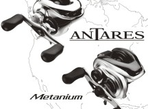 Shimano Brings Antares and Metanium Baitcast Reels to North American Market