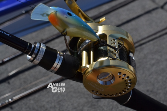 ICAST_2014_TackleX_Shimano_Calcutta_Conquest