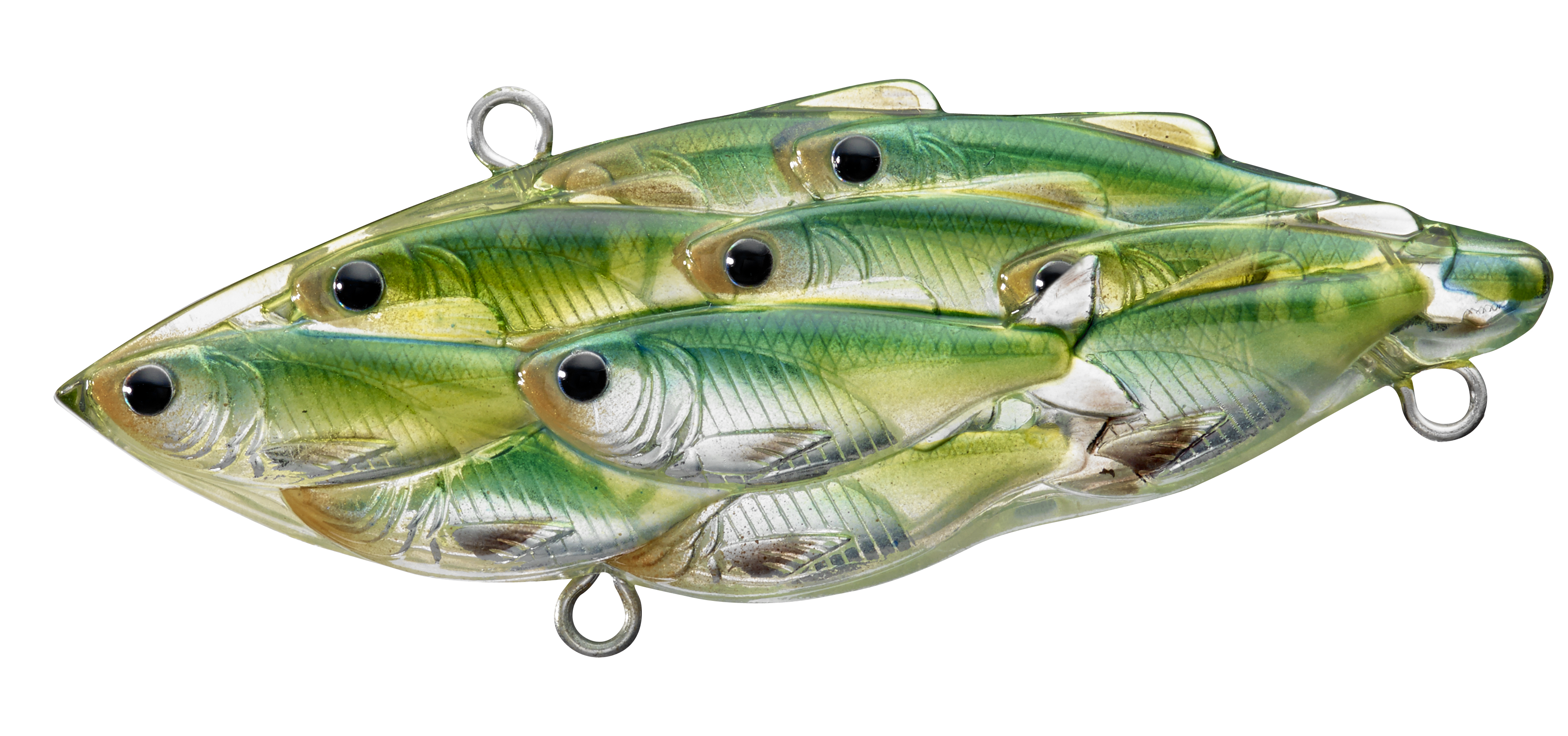 Match the hatch with the new livetarget yearling baitball for Live target fishing lures