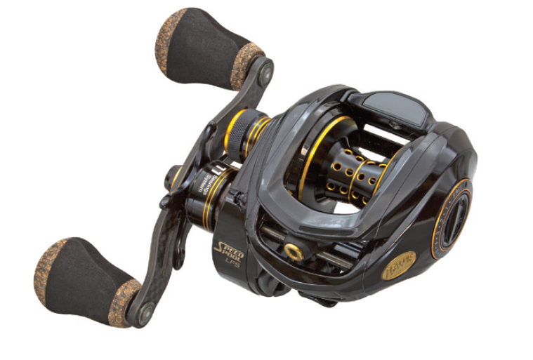 Team Lew's Pro Magnesium Speed Spool Baitcast Reel