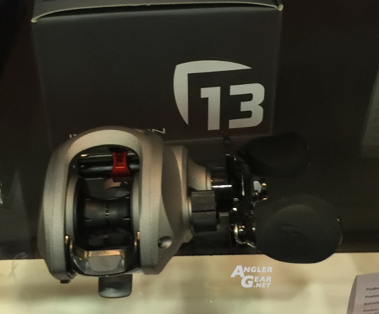 ICAST_2016_New_Product_Showcase_13_Fishing_Inception_Baitcast_Reel