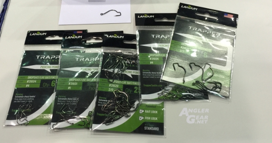 ICAST_2016_New_Product_Showcase_Trapper_Tackle_Finesse