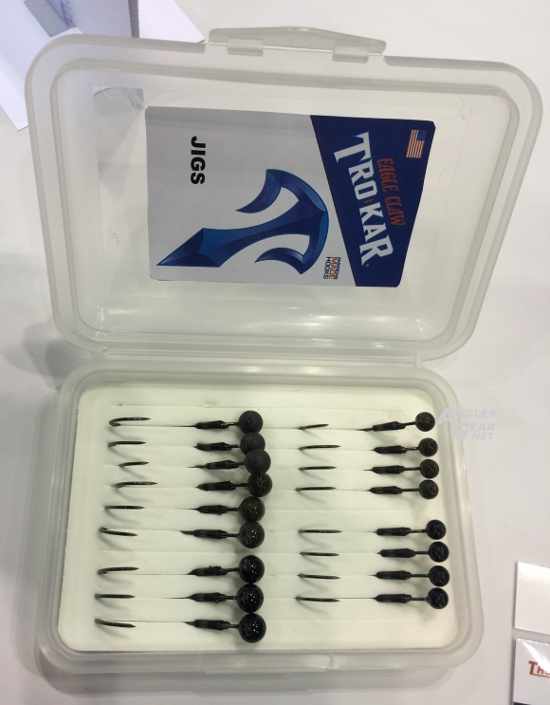 ICAST_2016_New_Product_Showcase_Trokar_Tungsten_Jigs